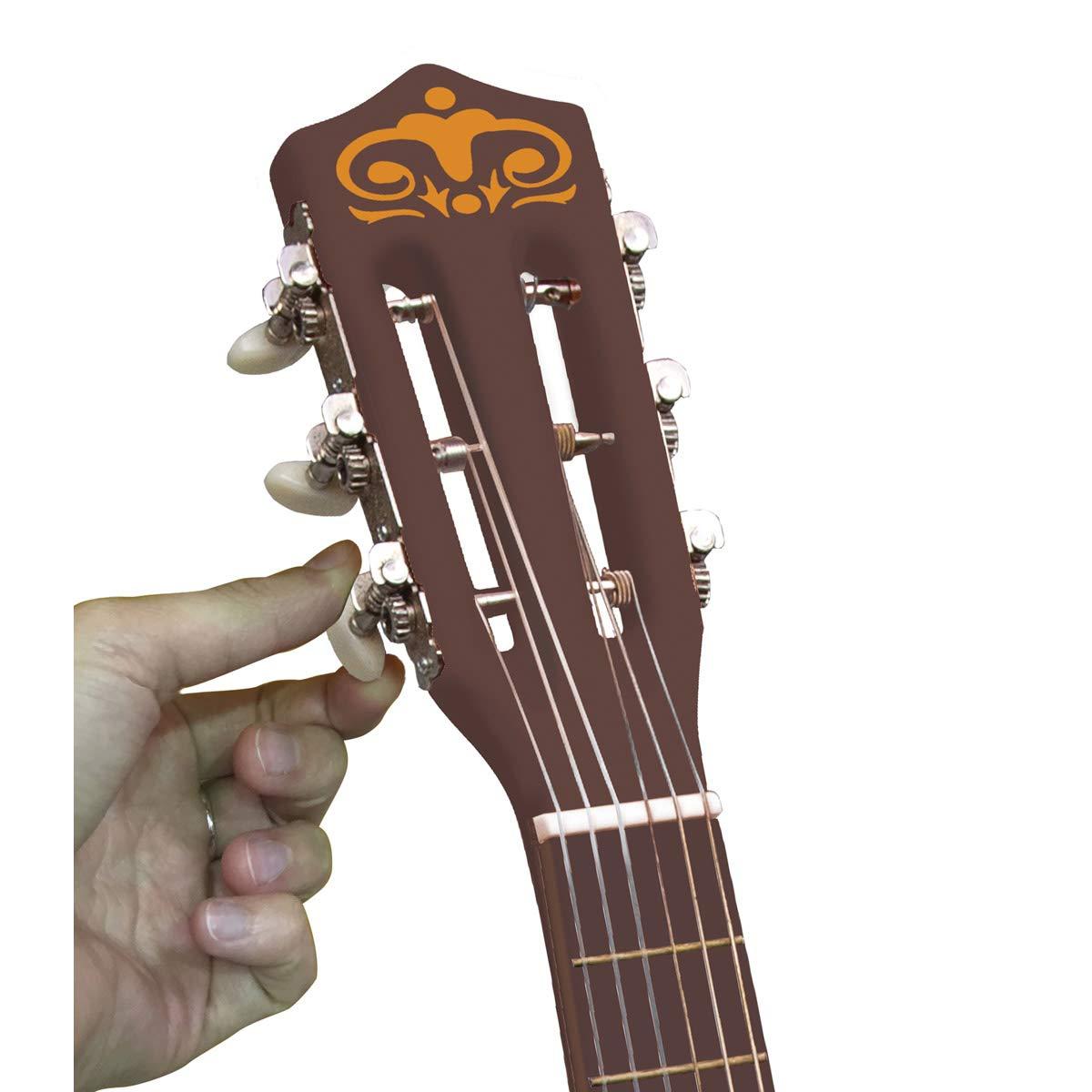 Elena de Avalor Disney Guitarra Clásica De 6 Cuerdas, 78 Cm Largo, Material De Madera (Lexibook K2000El): Amazon.es: Juguetes y juegos