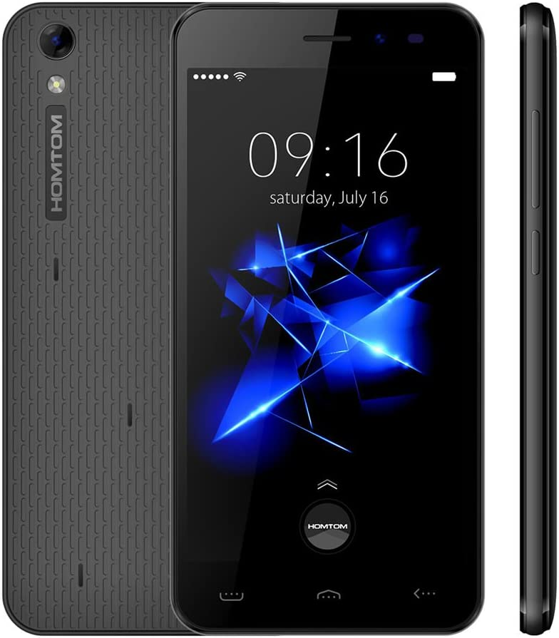 HOMTOM HT16 Pro Smartphone Libre 4G LTE Android 6.0 2GB RAM 16GB ROM Quad Core 5