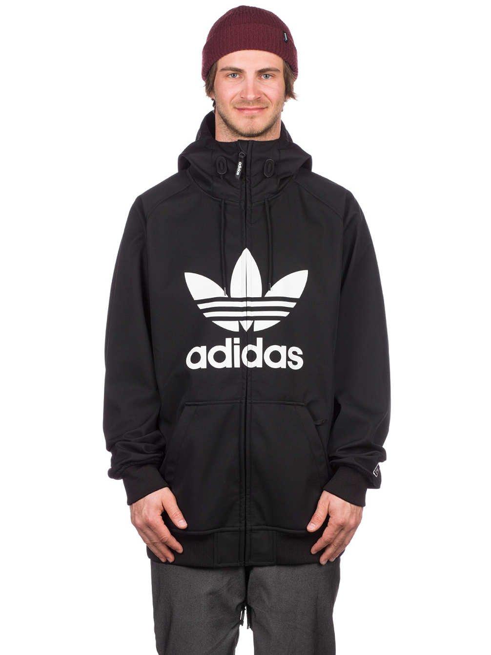 adidas Herren Snowboard Jacke Snowboarding Greeley Soft Shell Jacke