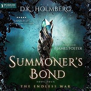 Summoner's Bond Audiobook