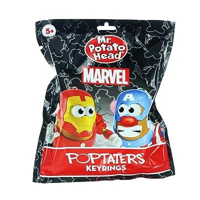 Marvel Mr Potato Head Blind Bag Keychain: Toys & Games