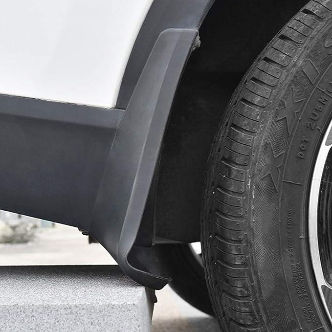 4pcs Auto Car Mud Flaps Splash Fender Mudguard for 2007-2016 Buick Enclave