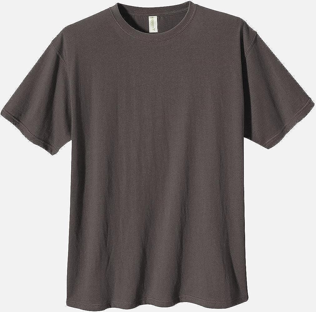 72d7f8d2a4 econscious Men's 100% Organic Cotton Short Sleeve Tee: Amazon.ca: Sports &  Outdoors