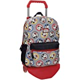 Mickey Circles Backpack w/trolley