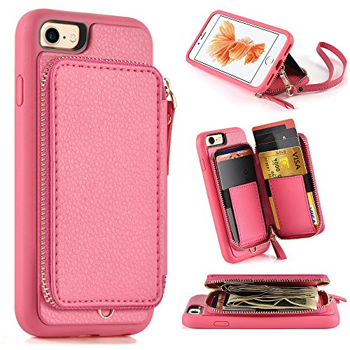 iphone ZVE Protective Leather Handbag