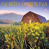2019 North Carolina Wall Calendar
