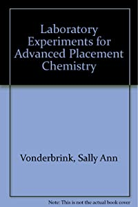 laboratory experiments for advanced placement chemistry rh amazon com