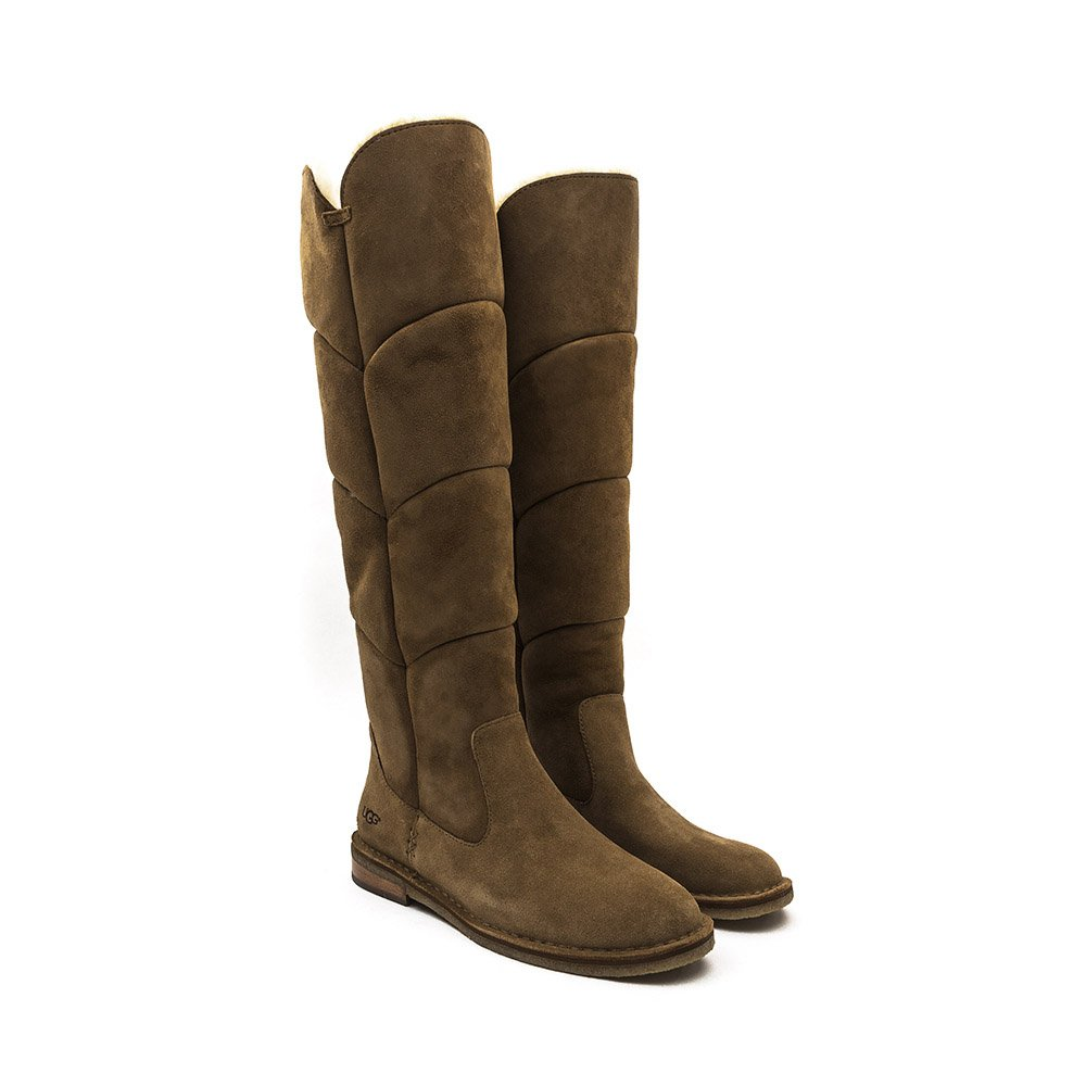 8c1ed63c0b0 UGG Australia Women's Samantha Chestnut Sheepskin Boot 5.5 M US ...