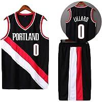 Damian Lillard # 0 Portland Trail Blazers Baloncesto