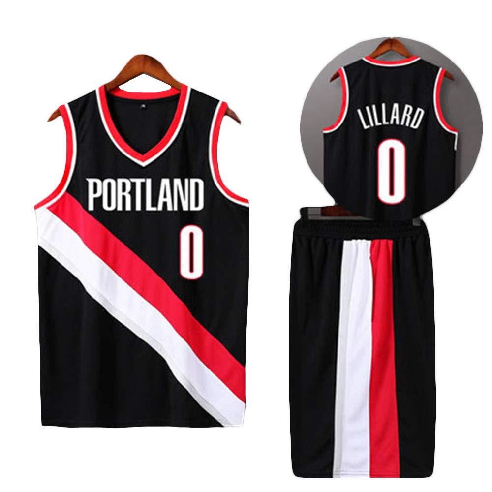 Damian Lillard # 0 Portland Trail Blazers Baloncesto Sin Mangas ...