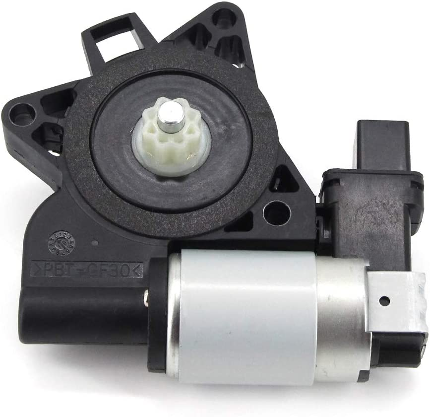 FEXON Power Window Lift Motor Right Left for 2004-2009 Mazda 3 2006-2010 2012-2015 Mazda 5 2003-2008 Mazda 6 2007-2012 Mazda CX-7 CX-9 RX-8 Replaces 742-801 GJ6A5958XF G22C5958XC D6515958XB