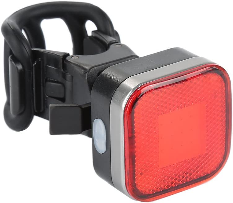 Youlala Luci Posteriori USB Ricaricabili della Bici della Montagna LED Luci di Avvertimento di Sicurezza della Bicicletta di Notte della Bicicletta Impermeabile Luce istantanea