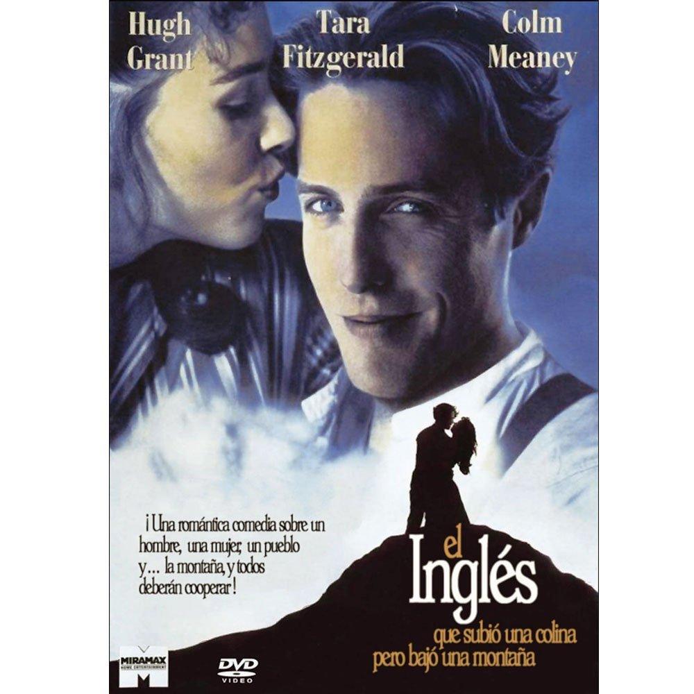 DVD : INGLES QUE SUBIO LA COLINA PERO BAJO UNA MONTAÑA EL /