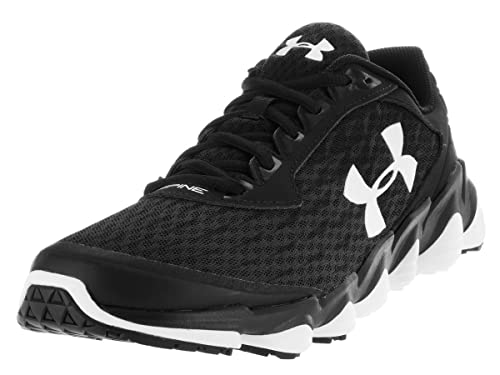 best sneakers b5964 d5f52 Under Armour Men's Spine Disrupt Running Shoe Black/Black ...