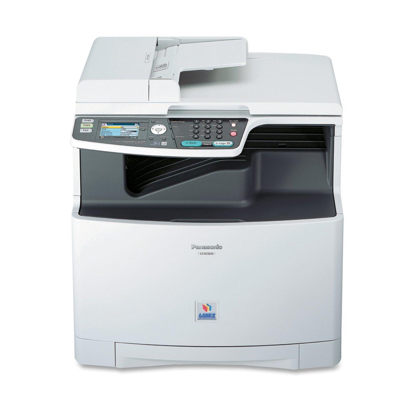 Amazon.com: Panasonic KX-MC6040 Color Impresora láser ...