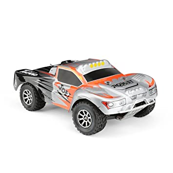 Amazon Com Funtech Entry Level High Speed Rc Truck Remote