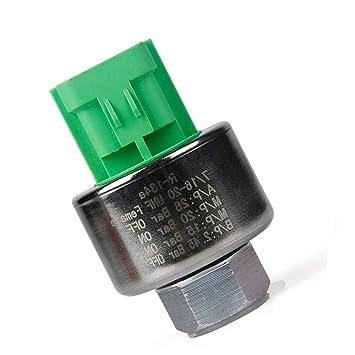 VIGORFLYRUN PARTS LTD Sensor de Interruptor de presión de Aire Acondicionado 5 Pin R134A: Amazon.es: Coche y moto