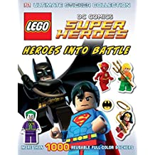 Ultimate Sticker Collection: LEGO DC Comics Super Heroes: Heroes into Battle