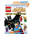 Ultimate Sticker Collection: LEGO DC Comics Super Heroes: Heroes into Battle (Ultimate Sticker Collections)