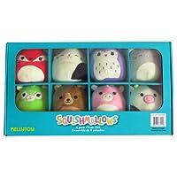 """Squishmallows 8 Pack Mini Plush Set 5"""""""