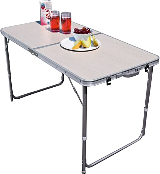 Argos Twin Height Camping Table