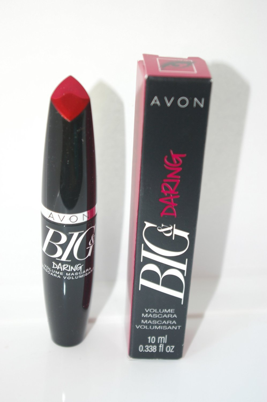 "Avon Big & Daring Volume Mascara Color ""Black"" 10ml"