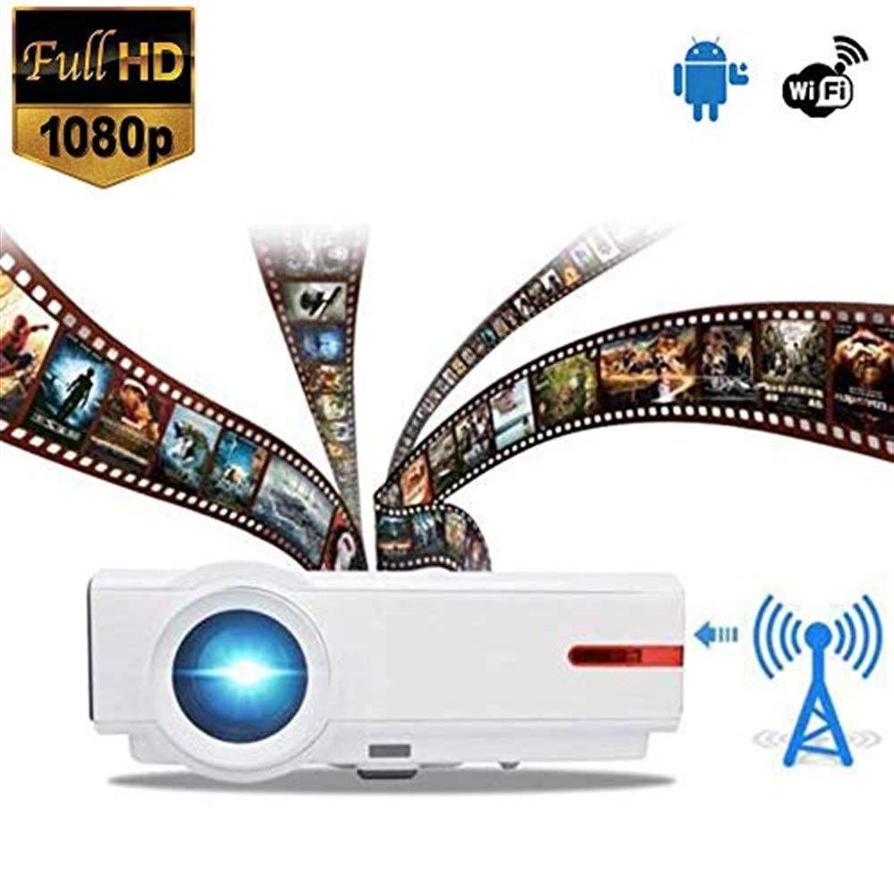 Proyector Proyector de Video casero 3200 lúmenes LED Micro ...