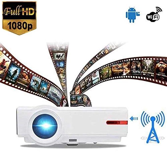 Mini proyectores Proyector de video casero 3200 lúmenes LED Micro ...