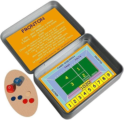 Pelota vasca – Fronton: Amazon.es: Juguetes y juegos
