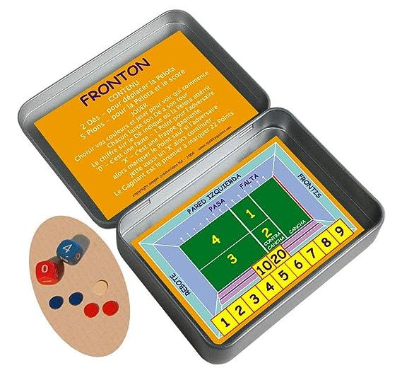 Pelota vasca - Fronton: Amazon.es: Juguetes y juegos
