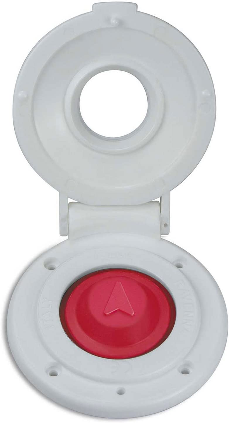 900//UW Foot-Switch UP WHITE QUICK Anchor Lifting Switch