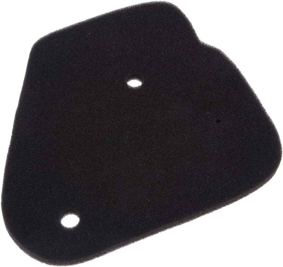 perfk Black Foam Air Filter Element Pad for 2 Stroke 50cc Engines JOG50 JOG90//Venus 50//Keeway F-act 50
