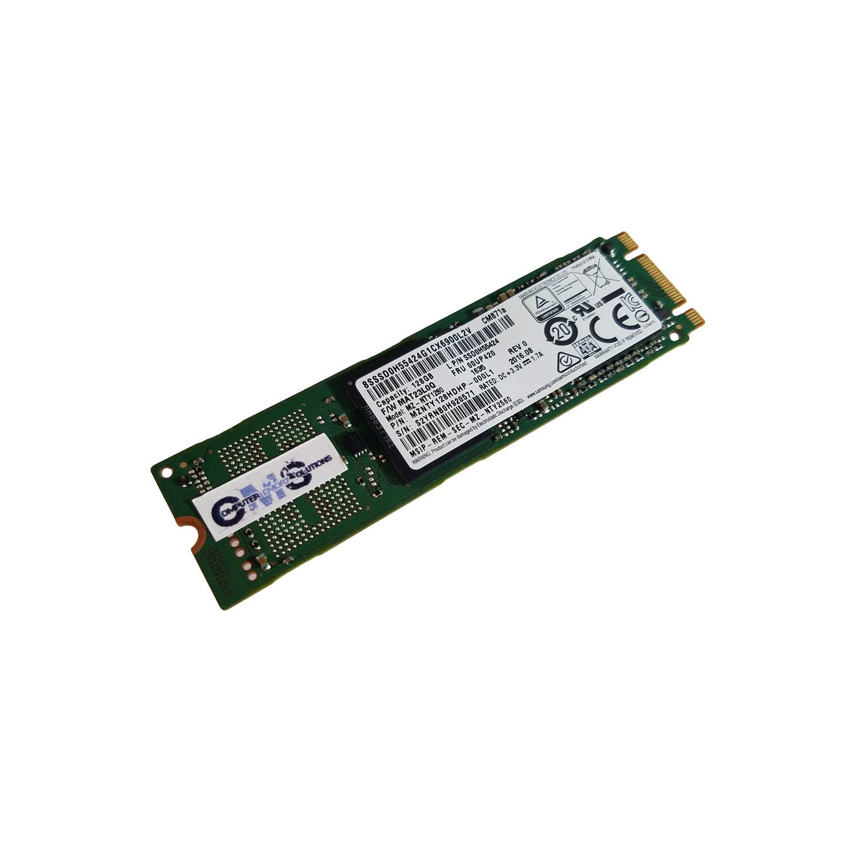Lenovo Samsung 256GB M.2 SSD PCIe MZ-NTY2560 Solid State Drive