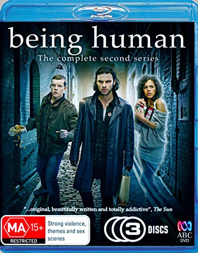 Being Human Series 2 | UK Series | 3 Discs | NON-USA Format | Region B Import - Australia