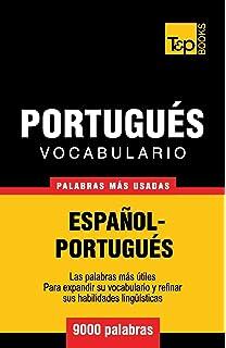 Vocabulario español-italiano - 9000 palabras más usadas (T&P Books) (Spanish  Edition): Taranov, Andrey: 9781780713939: Amazon.com: Books