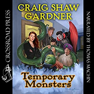 Temporary Monsters Audiobook