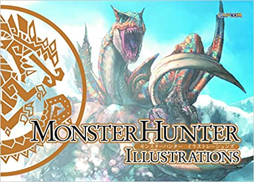 Monster Hunter Illustrations Monster Hunter Illus SC: Amazon ...