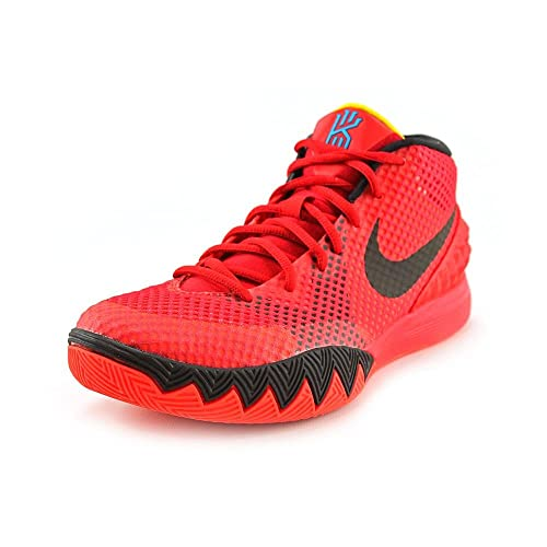 e83220bd15c6b NIKE Men's Kyrie 1 'Deceptive Red' Red/Black 705277-606