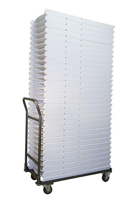 Heavy Duty multifunción plegable silla de almacenamiento y ...
