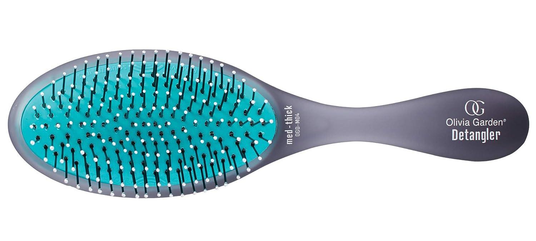 Olivia Garden OG Brush Detangler Medium-Thick - Black