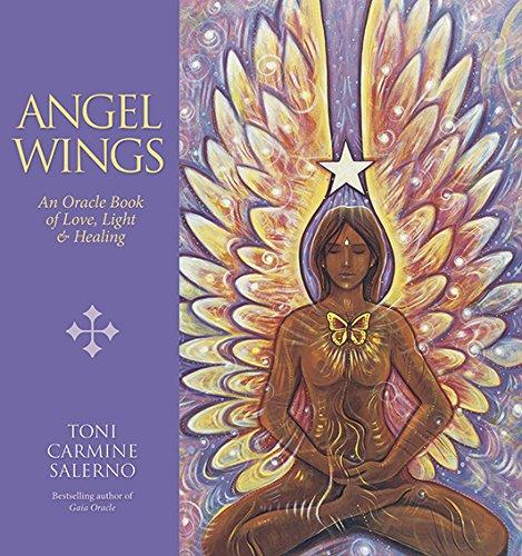 Download Angel Wings: An Oracle Book of Love, Light & Healing pdf epub