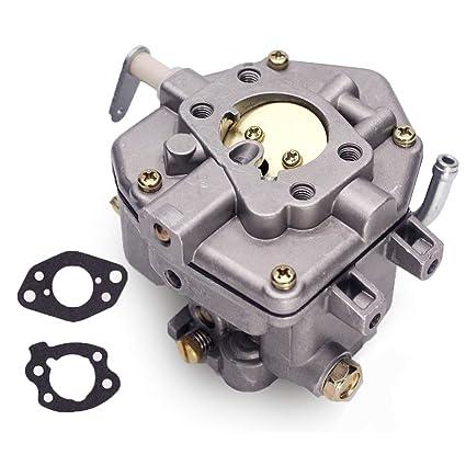 WCHAOEN Carburador para Briggs Stratton 845906 844041 844988 ...