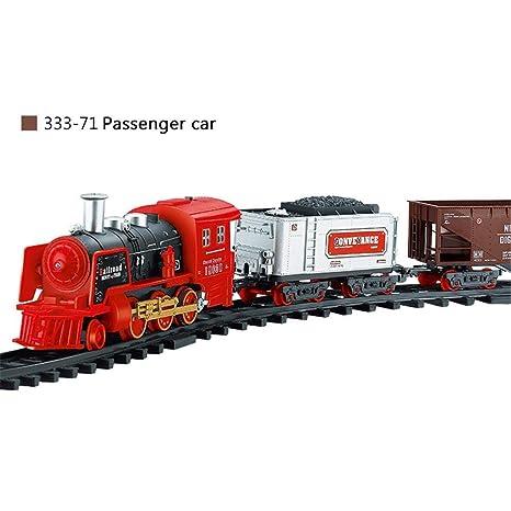 Amazon.com: ToomLight - Tren eléctrico con control remoto ...