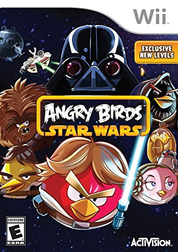 Angry Birds Star Wars - Nintendo Wii (Games Wii Exercise Kids For)