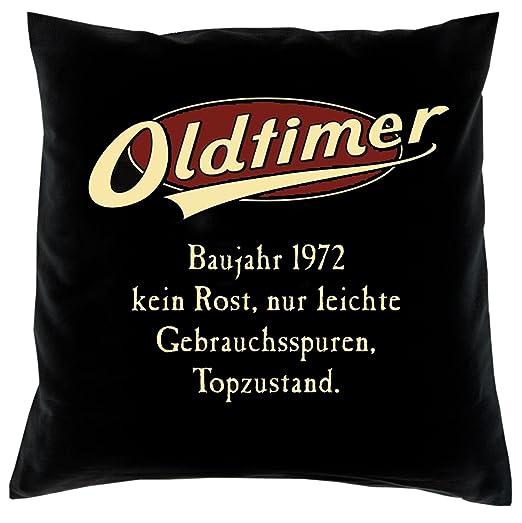 Cojín - Oldtimer Diseño Año 1972 - y sofá cojín de ...