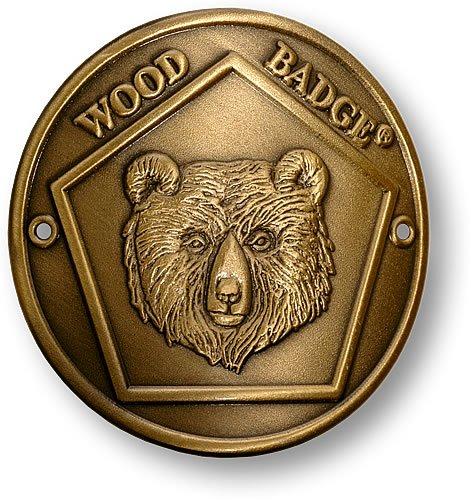 Badge Patrol Hiking Stick Medallion