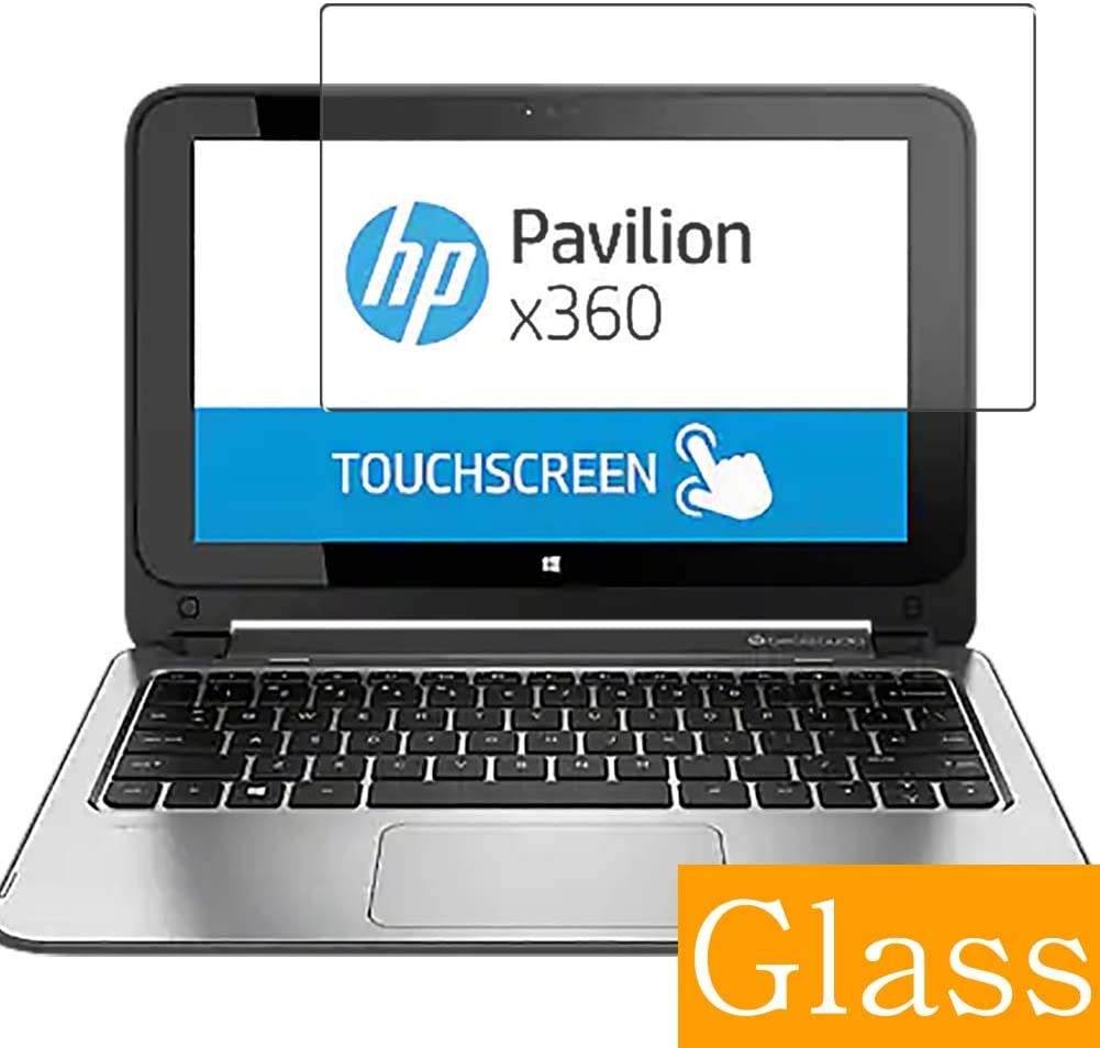 """Synvy Tempered Glass Screen Protector for HP Pavilion x360 11-n000 / n010dx / n012na / n011dx / n008tu / n028tu 11.6"""" Visible Area Protective Screen Film Protectors"""