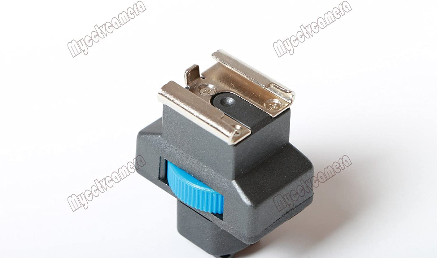 Standard Hot Shoe to Mini Hot Shoe Mount Converter Adapter for Sony DV Camcorder
