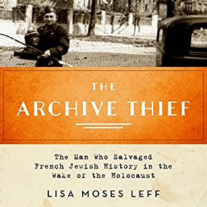 The Archive Thief Audiobook