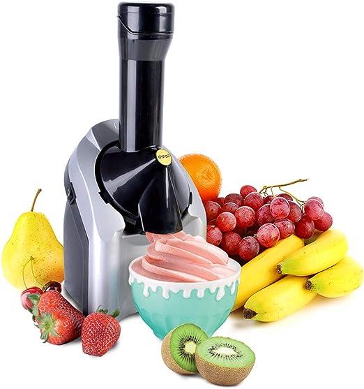 Sweet Fruit - Máquina de sorbetes.: Amazon.es: Hogar